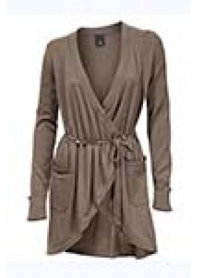 Кардиганы. Вязаный трикотаж оптом от производителя. Женская одежда оптом в магазине Анколи.