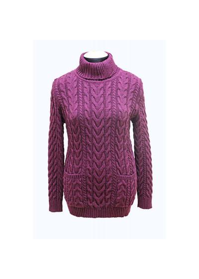 Джемпера. Вязаный трикотаж оптом от производителя. Женская одежда оптом в магазине Анколи.