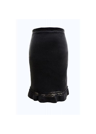 Юбки. Вязаный трикотаж оптом от производителя. Женская одежда оптом в магазине Анколи.
