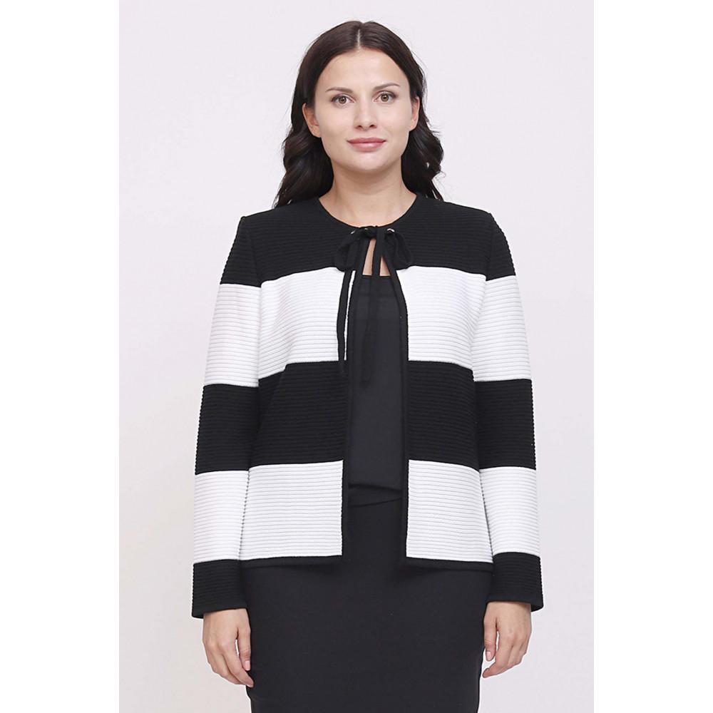 Жакет Д 2384 . Вязаный трикотаж в розницу. Женская одежда от производителя в магазине Анколи