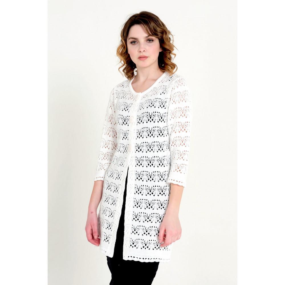 Кардиган 351001 . Вязаный трикотаж оптом от производителя. Женская одежда оптом в магазине Анколи